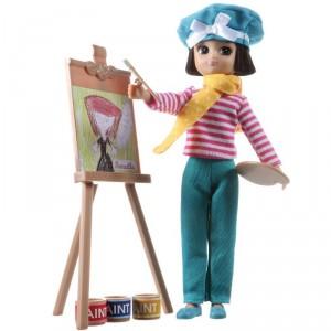 Muñeca Lottie - Artista