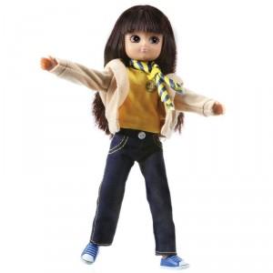 Muñeca Lottie Exploradora - Una chica Scout Castor
