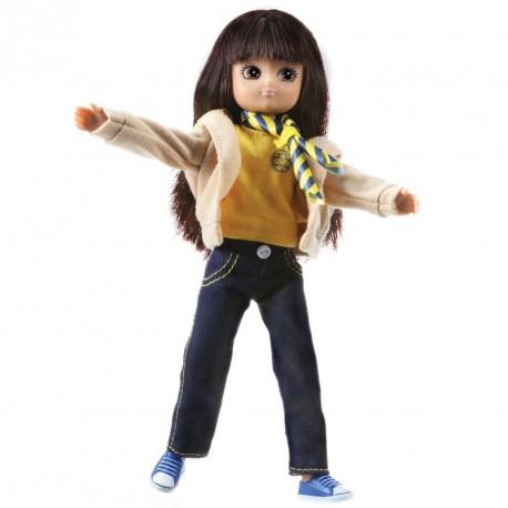 Nina Lottie Exploradora - Una noia Scout Castor