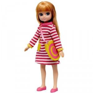 Conjunto de ropa para muñecas Lottie - Espiral de Frambuesa
