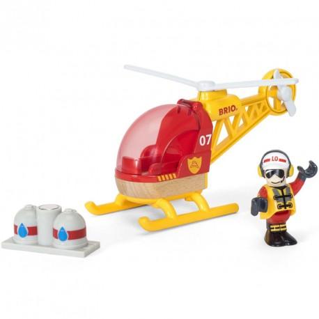 Helicòpter de bombers