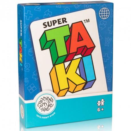 Super TaKi - joc de cartes per a 2-10 jugadors