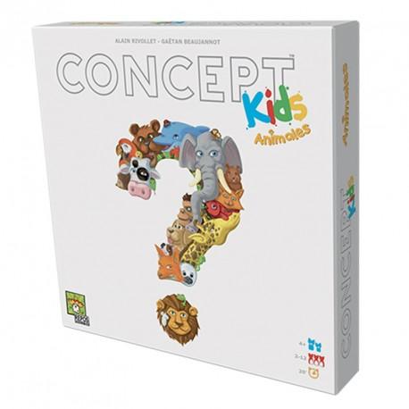 Concept Kids Animals - El joc de la comunicació