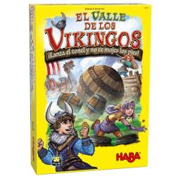El Valle de los Vikingos - emocionante juego de táctica y destreza para 2-4 jugadores