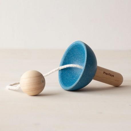 Copa y Bola - juguete de habilidad de madera