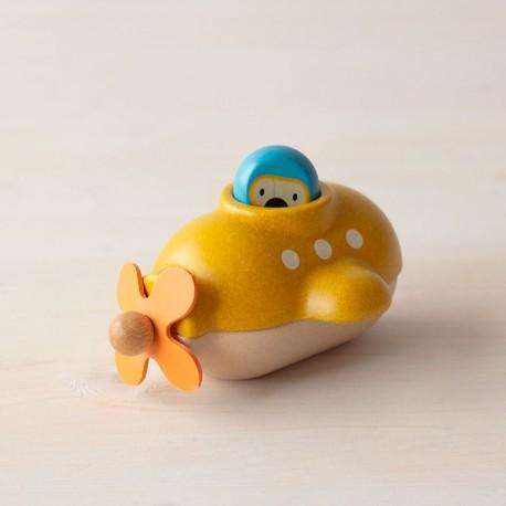 Submarino - Juguete para la bañera