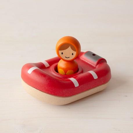 Lancha Guardacostas - Juguete para la bañera