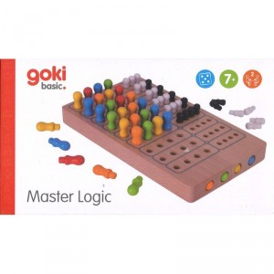 Master Logic Basic - juego estratégico para 2 jugadores