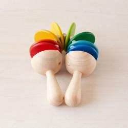 Clatter de Plantoys - juguete de madera