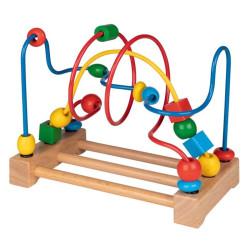 Lazo de motricidad - circuito de bolas