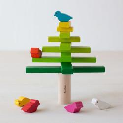 Árbol Equilibrio - Juego equilibrio de madera