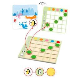 Juego Eduludo Colorix - Animocolorix