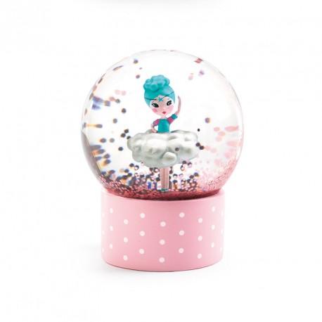 Mini Boles de Neu So Cute - Kokeshi