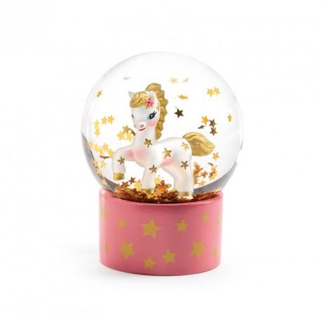 Mini Bolas de Nieve So Cute - Unicornio