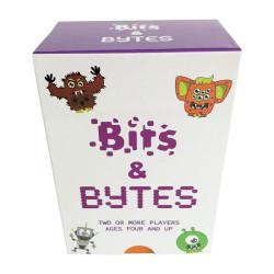 Bits & Bytes - Juego infantil de codificación informática con cartas