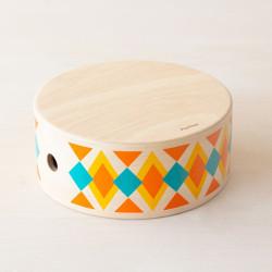 Caja de ritmos M - instrumento musical de madera