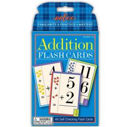 Tarjetas Flash Cards - Sumas