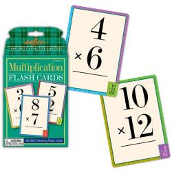 Tarjetas Flash Cards - Multiplicaciones