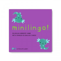 Minilingo - juego de memoria bilingüe (español - inglés)