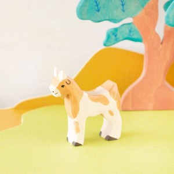 Cabra - animal de madera