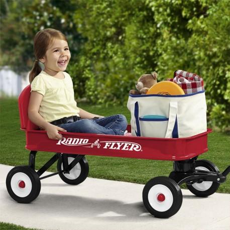 Ranger Wagon - Vagoneta clásica roja