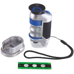Microscopio de bolsillo 20x - 40x