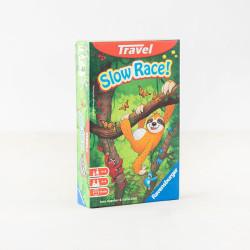 Slow Race Travel - juego de viaje para 2-4 jugadores
