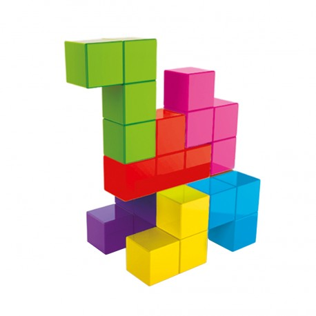 Cubi Mag - trencaclosques magnètic
