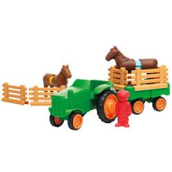 SmartMax Mi primer set de Tractor - juego de construcción magnético 22 pzas.