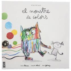 El Monstre de Colors - Joc cooperatiu versió en català
