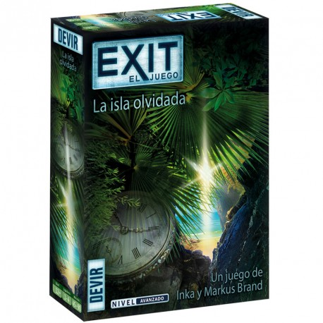 Exit 5: L'Illa Oblidada - joc cooperatiu d' Escape per a 1-4 jugadors