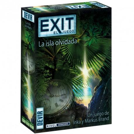 Exit 5: La Isla Olvidada - juego cooperativo de escape para 1-4 jugadores