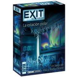 Exit 6: La Estación Polar - juego cooperativo de escape para 1-4 jugadores
