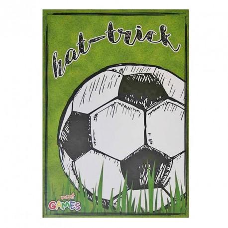 Hat-Trick - joc de futbol per a 2 jugadors