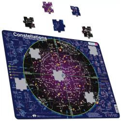 Puzle Educativo Larsen 70 piezas - Constelaciones del hemisferio norte