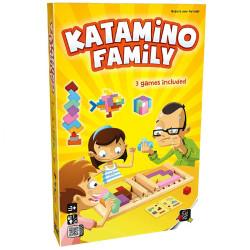 Katamino Family de madera - Juego puzzle de estrategia para 2