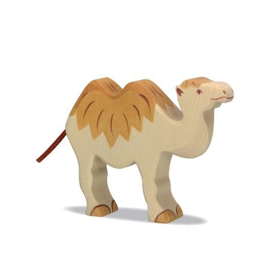 Camello - animal de madera