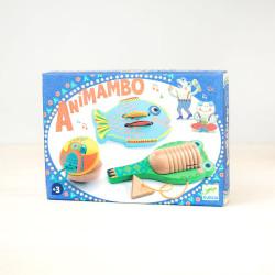 Set de Percusión Animambo