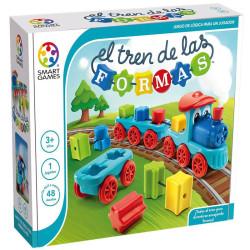 El Tren de las Formas - juego de lógica para preescolares
