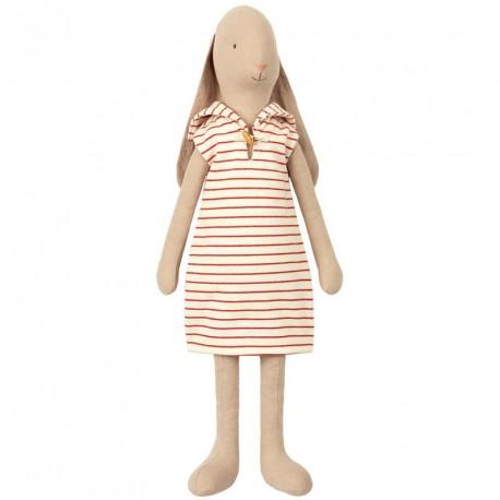Conejita Bunny Maxi T4 (53 cm) vestido marinero - muñeca de tela