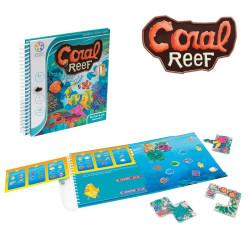 Coral Reef - juego magnético de lógica para 1 jugador