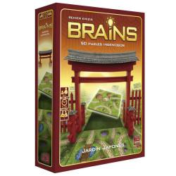 Brains: Jardín Japonés - juego de lógica para 1 jugador
