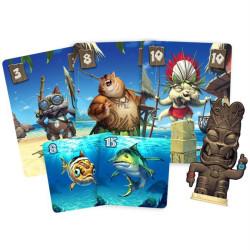 Chawaï - divertido juego de recolección para 3-6 pescadores
