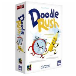 Doodle Rush - frenético juego de dibujar y adivinar para 3-6 jugadores