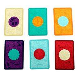 Nimble - Dinámico juego de cartas de reacción para 2-4 jugadores