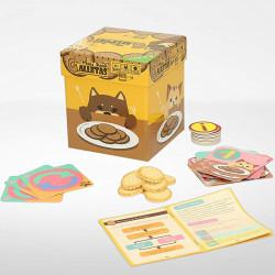 Miau Guau Galletas - juego de cálculo mental para 2-5 jugadores