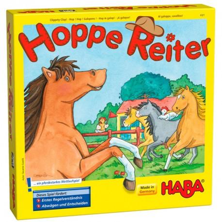 A galopar! - joc de recol·lecció i carreres per a 2-4 genetes