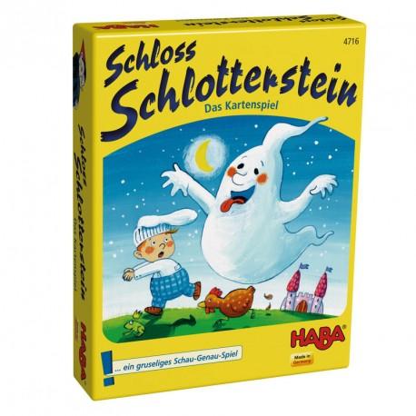 Escuela de Fantasmas - juego de memoria con cartas para 2-4 jugadores