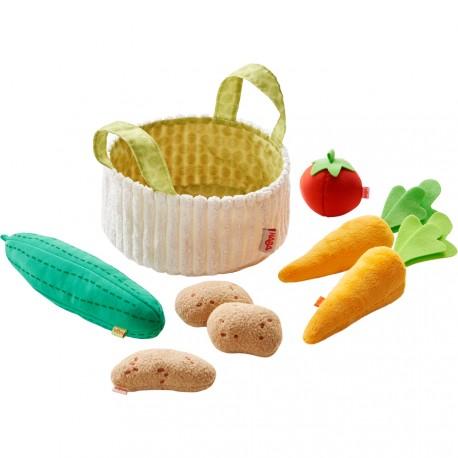 Cistella de verdures de tela Biofino