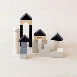 PlanMini - Blocs de construcción de madera